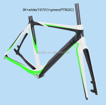 Fibra de carbono cyclocross Dengfu CX quadro FM059 para venda, quadro de carbono cyclocross FM059, 48/50/52/54/56/58 cm, OEM/OCM, BB30/BSA