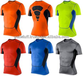 Fashion Design Different Colors Compression T Shirts For Men s - Buy ... a9168114d