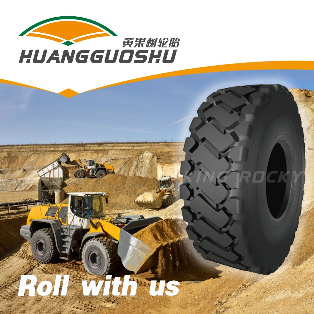 factory price H108C otr used 23.5-25 20.5-25 loader tires