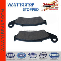 brake pads manufacturer China,wholesale durable motorcycle brake parts ,moped scooter brake disc brake pads for HONDA- CRM 250 R