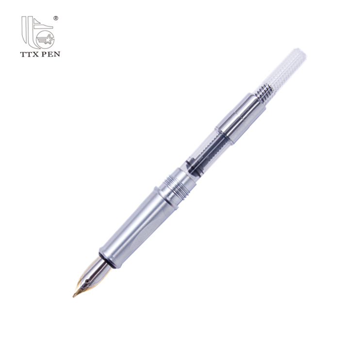 2018 Multi Colors Free Fountain Pen Sample Cheap metal Fountain Pen For School