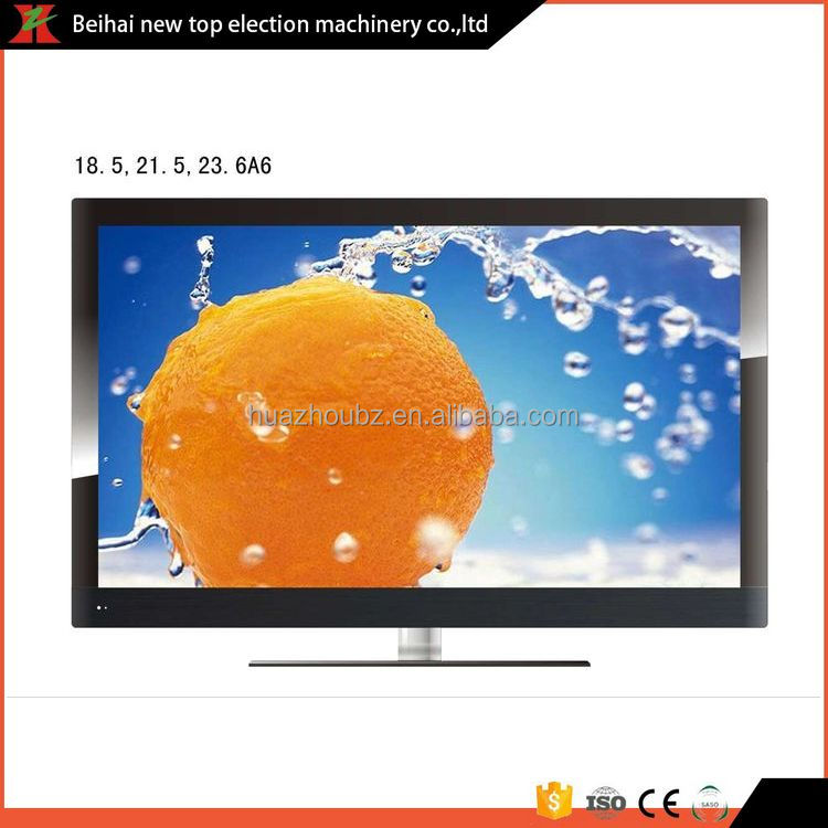 China manufature popular television anti shock led tv advertising