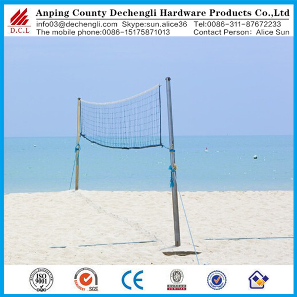 OEM Mid-Range Competition Volleyball Nets/Volleyball Net at Beach