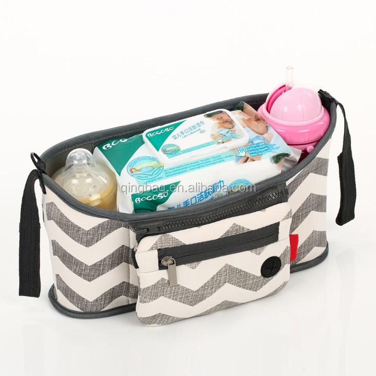 1ea7977df383 Best Stroller Organizer For Smart Moms,Premium Deep Cup Holders,Extra-large  Storage Space - Buy Stroller Organizer,Diaper Bag,Stroller Bag Product on  ...