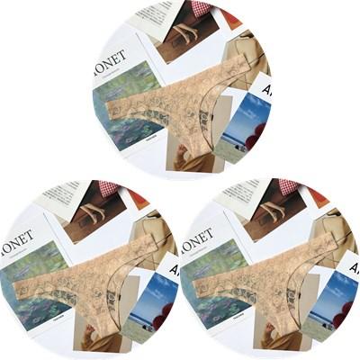 Сексуальные кружевные стринги-стринги для женщин, трусики с Т-образным вырезом сзади, женские черные, красные прозрачные стринги с низкой т...(Китай)
