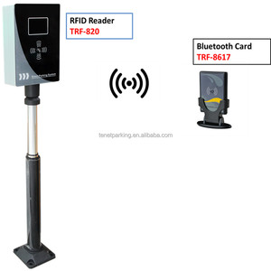 (TRF-820)3-25m 433Mhz Bluetooth Long Range Reader for Automatic Vehicle Parking Lots Access Control System