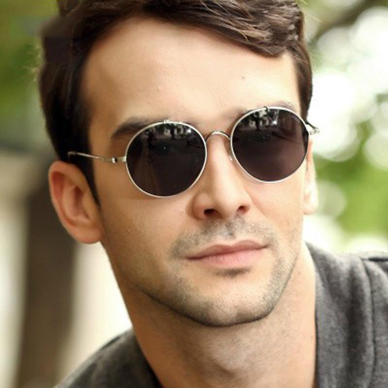 Souvent Grossiste lunettes de soleil rondes homme-Acheter les meilleurs  YV01