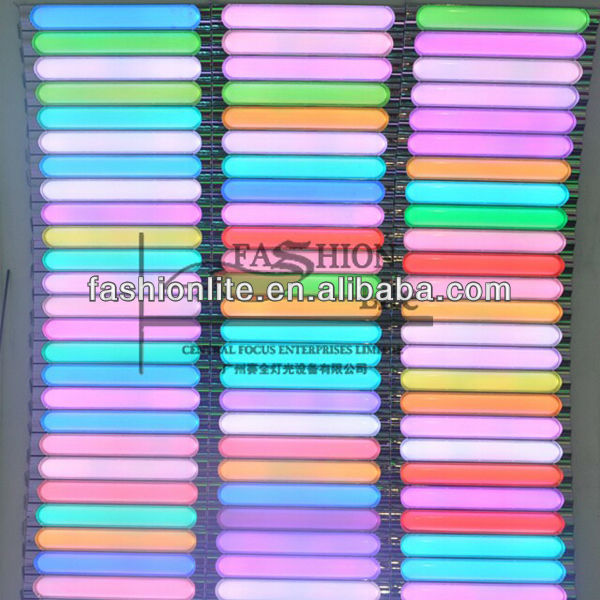 led equalizer for wall and ceiling decoration