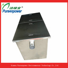 Stainless Steel Grease Trap 50 GPM Kitchen Oil Filter for Kitchen