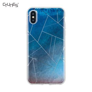 Wholesale Ecofriendly Biodegradable Starry Sky IMD TPU Phone Case Back Cover For iPhone X XS XR XS Max