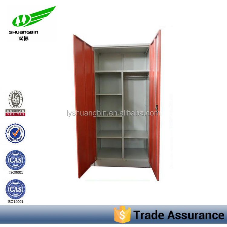 household documents storage modular simple steel cupboard design