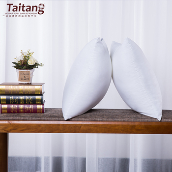 Five Star Hotel Soft hotel cushion inner soft feather cushion inner
