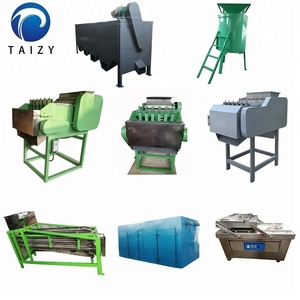 automatic cashew nut skin peeling shelling machine cashew nut production line cashew nut processing machine