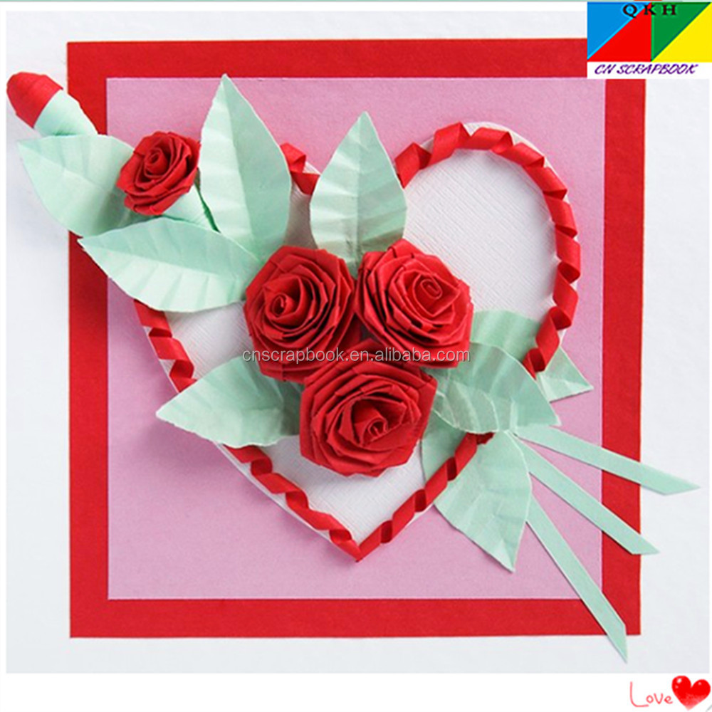 Handmade Quilling Paper Art For Diy Birthday Cardspaper Quilling – Art for Birthday Cards