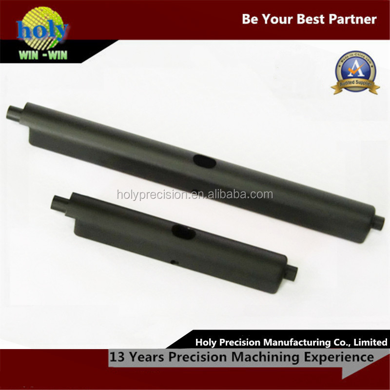 oem cnc aluminum parts 6063/6061 electrical aluminium cnc turned parts rod/bar