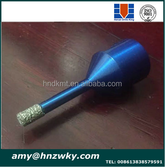 M 14 thread Diamond core drills For Ceramic tile Hole <strong>Drilling</strong>