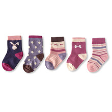 Factory directly provide high quality Soft baby sock