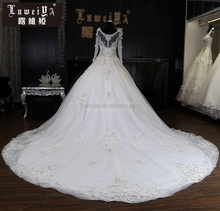 Rhinestone Wedding Dress Mermaid Wholesale, Wedding Dress Suppliers ...