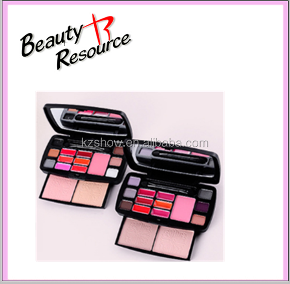 Wholesale! professional makeup kit/ waterproof children makeup sets