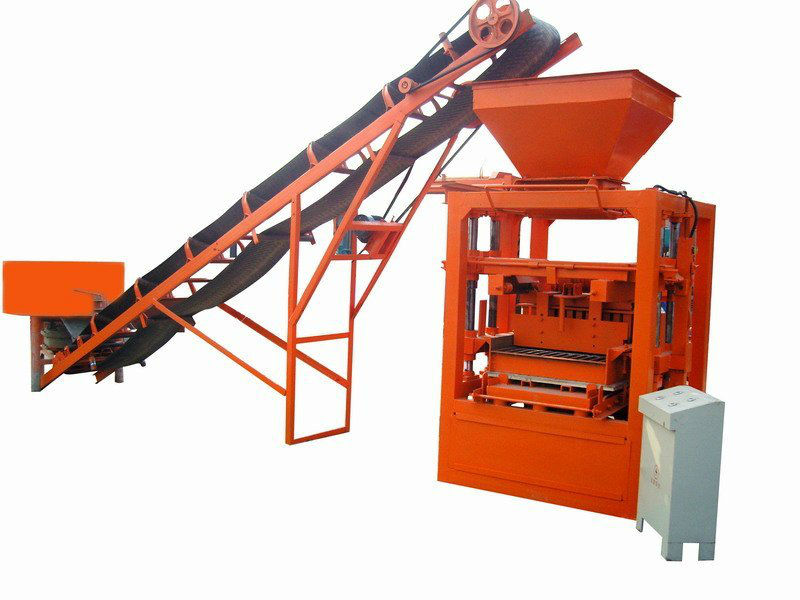 Concrete vibrating equipment