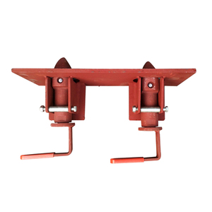 flatbed trailer container twist lock