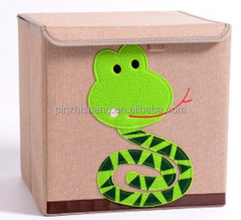 Wonderful Cartoon Storage Box With Lid For Kids Storage Box Ark Id Jute Mattress