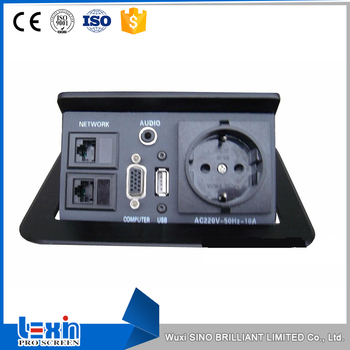 Exquisite Workmanship Conference Table Connectivity Box Buy Socket - Conference table connectivity