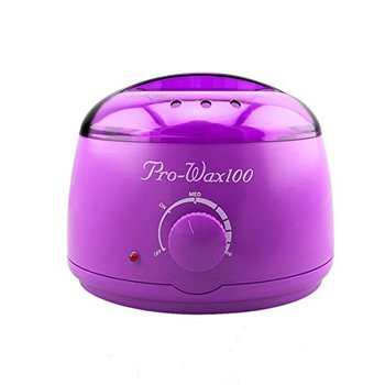 Hair Removal Electric Portable Wax Heater, big pot hard wax warmer heater