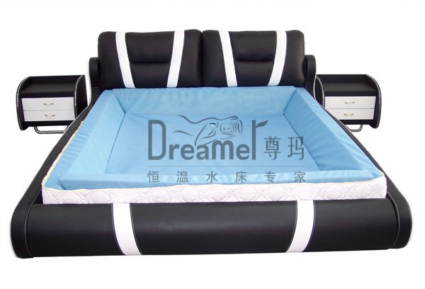 Highly Quality Bed Water Mattress And Memory Foam Rails Buy Highly