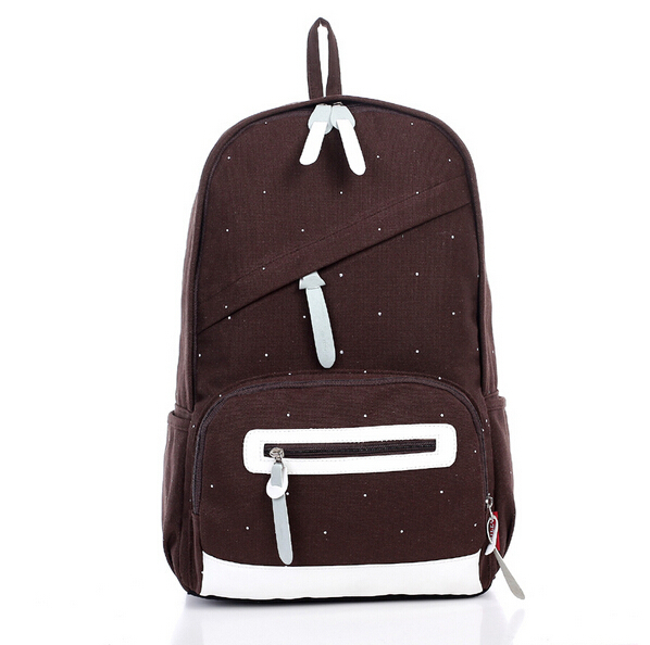 4e69c02b3f77 Get Quotations · designer brief fashionable casual canvas school backpacks  for girls cute women cheap backpacks pretty bags sales
