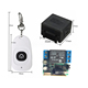 NEW High Quality DC 12 V RF10A 1 CH Wireless Mini Switch Relay Receiver Remote Controllers For Light switch AG-C106