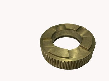 high quality hot sell small MOQ stainless steel worm gear