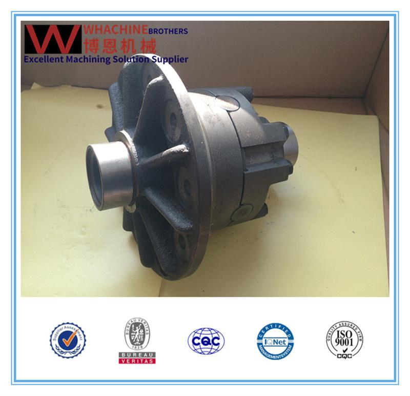 Professional truck axle shaft gear with low price