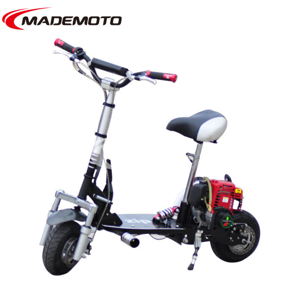 China Manufacturer Mini Folding Gas Motor Scooters With ...