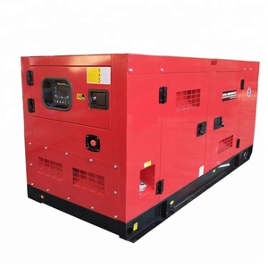 Premium Electricity 15 kva Water Cooled 12 kw Silent Diesel Generator Powered by Quanchai