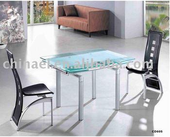Extensible Mesa De Comedor De Vidrio Cd605 - Buy Mesa De Comedor ...