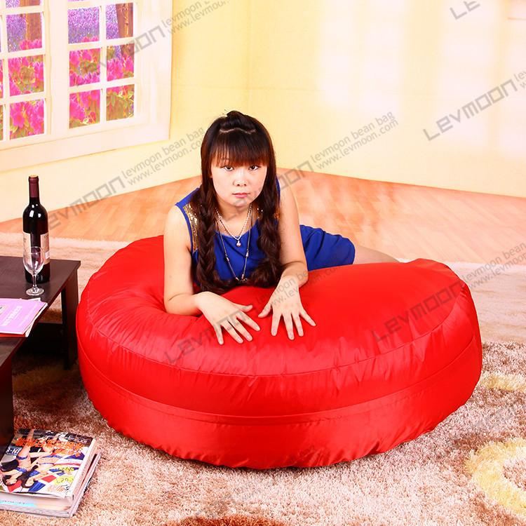 achetez en gros pouf rond couvrir en ligne des. Black Bedroom Furniture Sets. Home Design Ideas