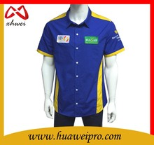 China Supplier Worker Wear Shirts Hot New Oem Security Shirts for Working