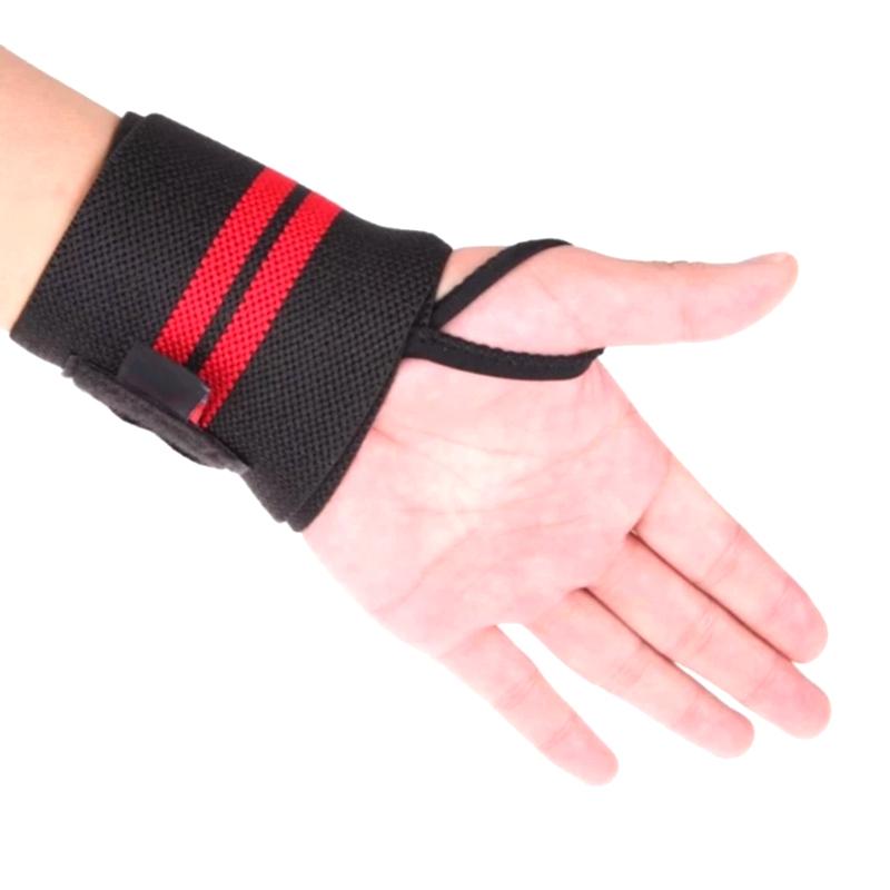 Most Popular Lowest Price Best Quality Custom Made Print Brace Lifting Wrist Straps Wraps, Customized
