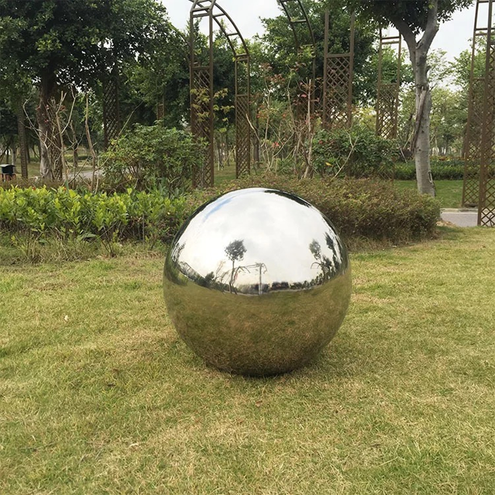 304 201 316L Material 100mm 200mm 500mm stainless steel hollow steel balls