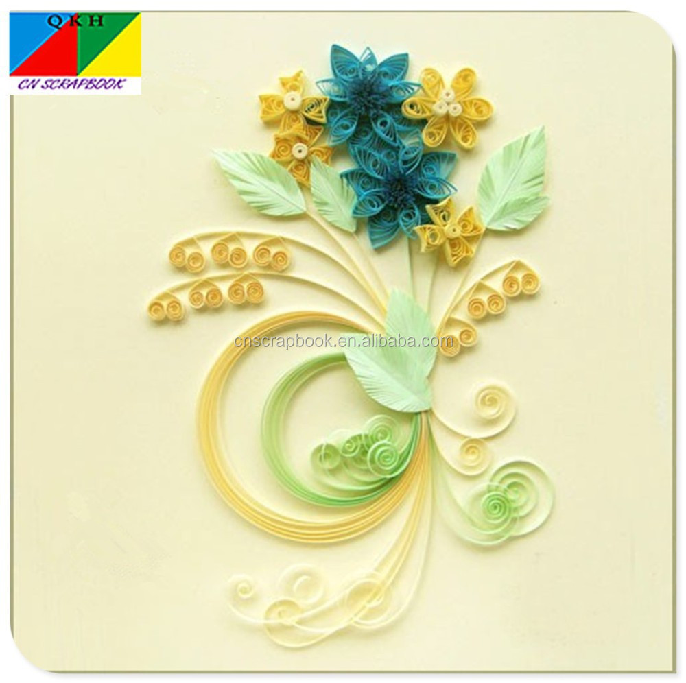 Quilled Pictures, Quilled Pictures Suppliers and Manufacturers at ...