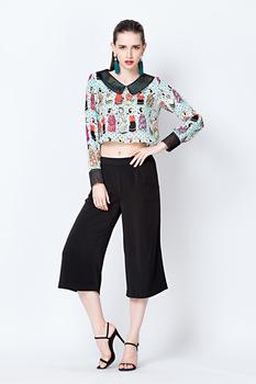 2014 herbst neuen stil mode frauen smart casual bluse fashion damen casual bluse buy product. Black Bedroom Furniture Sets. Home Design Ideas