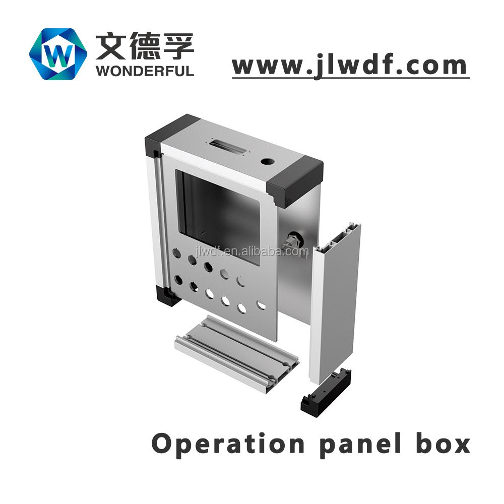Aluminium Alloy Operator Panel Box