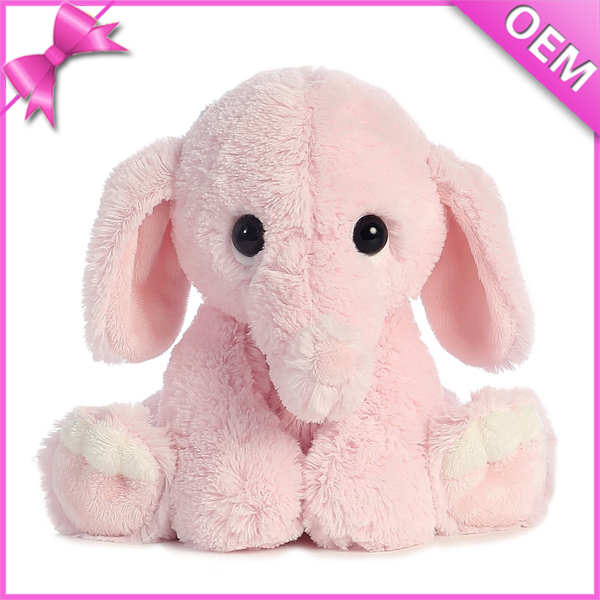 Super Soft Plush Toys plush and stuffed elephant toys with big ears JZT-EL003