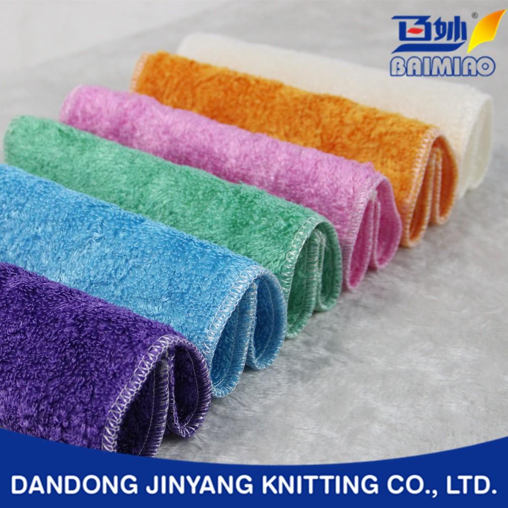 Wholesale Cheap Custom Printed Bamboo Fiber Wash Cloth ...