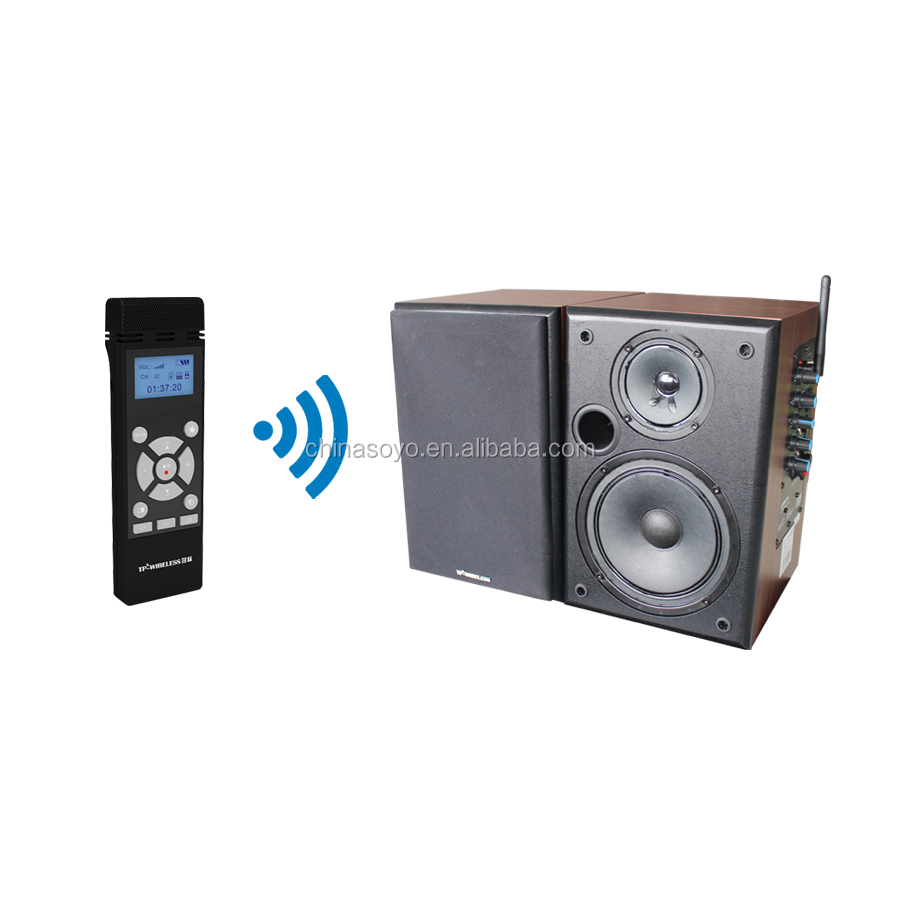 Wsd02 Digital Wireless Classroom Loudspeaker System Teacher ...