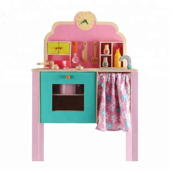 Children Cooking Toy Modern Wooden Play Kitchen - Buy Wooden Play  Kitchen,Wooden Kitchen Pretend Toy,Wooden Pretend Play Product on  Alibaba.com