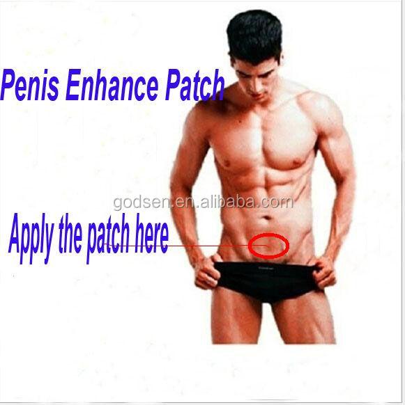100 natural patch penis enlargement