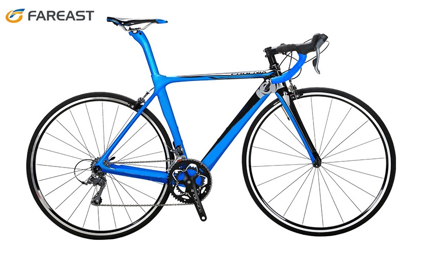 16/18/20 speed 700C road bicycle carbon fiber road bike for adults