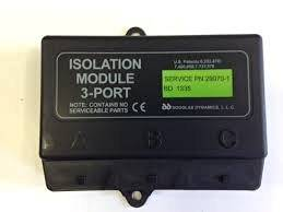 Western Plow Part 29070-1 - 3 Port Module Box DRL/Non-DRL